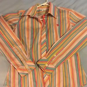 Lilly Pulitzer women's shirt size 2